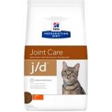 Hill's j/d (диета для кошек при заболеваниях суставов)