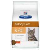 Hill's k/d (диета для кошек при заболеваниях почек)