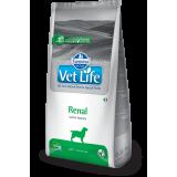 Farmina Vet Life Dog Renal (для собак при хронической почечной недостаточности)