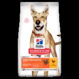 Hill's Adult Performance (для собак всех пород с повышенной активностью, с курицей)