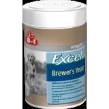 8in1 Excel Brewer's Yeast (пивные дрожжи для собак и кошек)