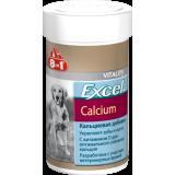 8in1 Excel Calcium (кальциевая добавка для щенков и взрослых собак)